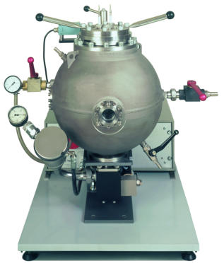 20L sphere test apparatus